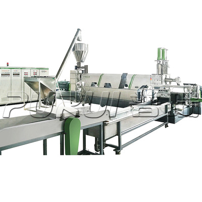 INJECTION REGRIND PLASTIC GRANULATING MACHINE