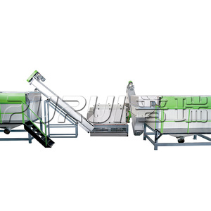 HDPE MILK BOTTLE RECYCLING MACHINE