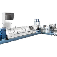 HEAVY PRINTED BOPP FILM GRANULATOR MACHINE