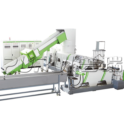 NYLON FIBER GRANULATING MACHINE