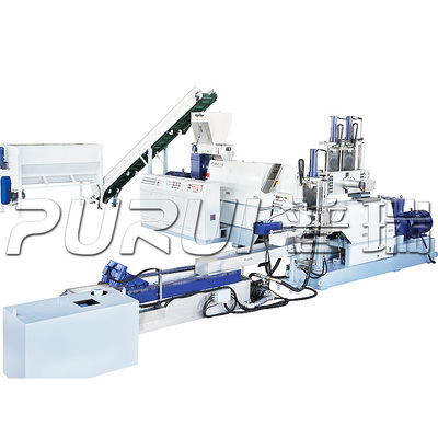 SQUEEZED FILM GRANULATING MACHINE
