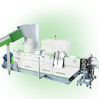 non woven fabric pelletizing line