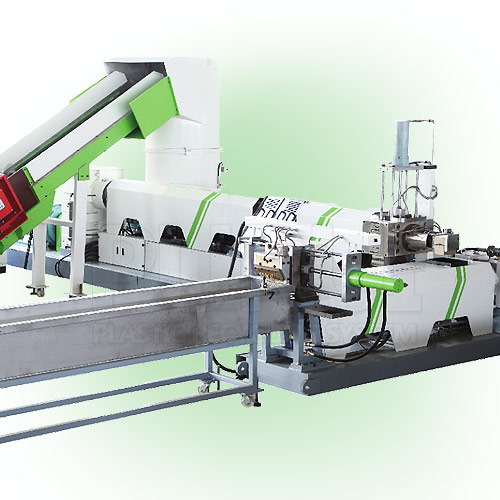 woven bag pellet machine