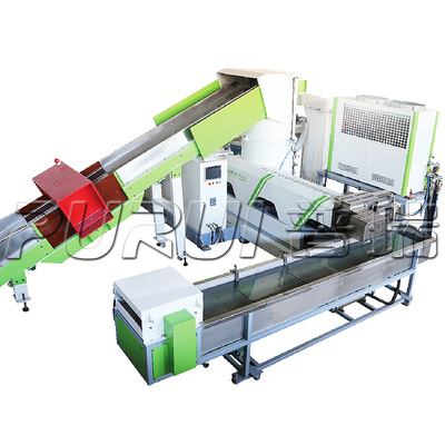 PET FABRIC,PP NON WOVEN FABRIC PELLETIZING MACHINE