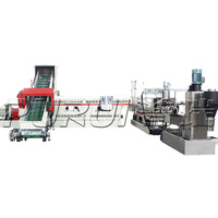 PP RAFFIA BAG PELLETIZING MACHINE