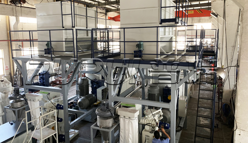 pet bottle flakes pelletizing line.jpg